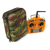 China ISO EVA Transmitter Case Green Camo Inner Dimensions 290x190x100 mm on sale