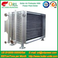 Best Heat Preservation CFB Boiler Natural Gas Air Preheater APH 260MW Station Preheater wholesale