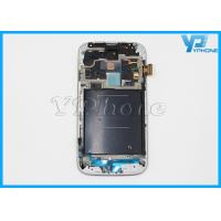 Best 5 Inch Samsung LCD Screen Digitizer Black For Galaxy S4 i9500 wholesale