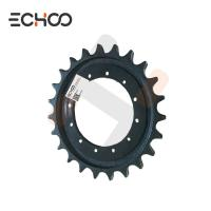 Best NANTE Mini Excavator Chain Sprocket Wheel NT45  Mini Excavator Sprocket Track Steel Mini Track Gear wholesale