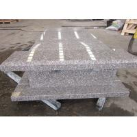 Best Poland Style G664 Granite Stone Tombstone And Monuments Any Size Available wholesale