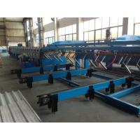 Best Auto Stacker Double Layer Roll Forming Machine with Hydraulic Decoiler 15m/min wholesale