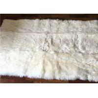 Best Australian Sheepskin Rug Custom Designed Handmade Rectangular Shape Large Size wholesale