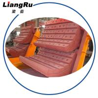 Buy cheap High Chrome Cr26 Cr30 Impact Crusher Spare Parts Wear Liner Plates Good Toughness from wholesalers