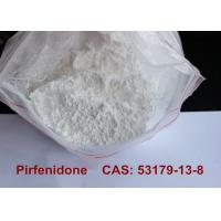 Best Pirfenidone Pharmaceutical Raw Materials , Anti Inflammatory Powder Supplements  wholesale