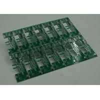Best 14 Array Per Pannel PCB Board Fabrication with V Cutting / Scrap Rails wholesale