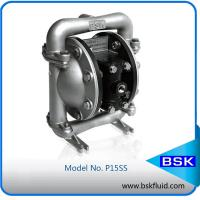 Buy cheap Stainless Steel Diaphragm Air Pumps Air flow For Sodium Hydroxide from wholesalers