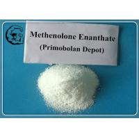 China Fastest Muscle Building Supplement Methenolone Enanthate CAS 303-42-4 White powder on sale