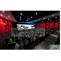 Best Pneumatic Motion Simulator Movie Theater System JBL Sound System For 5D Cinema Hall wholesale