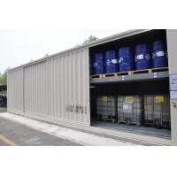 Best Chemical Storage Buildings , Hazardous Material Storage Building For Corrosive Liquid wholesale