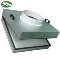 China Replaceable Hepa Filter Ceiling Hepa Diffusers on sale