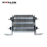 Buy cheap Factory Supply PTC Ceramic Heating Element Electric Fan Heater 2000W For Biology Heating from wholesalers