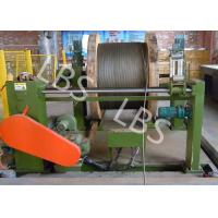 Best Wire Rope Spooling Device / Automatic Rope Arranging Device Winch wholesale