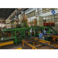 Best High Frequency Membrane Panel Tube Finning Machine / Production Line wholesale