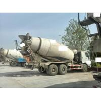 Best used 10M3-12M3 HOWO used concrete mixer truck for sale wholesale