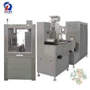 China Hard Gelatin Capsule Liquid Fish Oil Filling Machine on sale