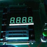 Best 0.80 Inch 7 Segment LED Display with 4-digit, Suitable for Temperature Controllers wholesale