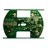 Best Speed Dome Cctv Camera Circuit Board / 1oz 4 Layers FR 4 Pcb wholesale
