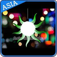 Best Factory Direct Special Inflatable Lighting Star for Wedding Decoration wholesale