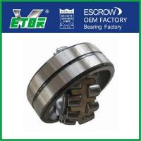 Best Double Row Spherical Roller Thrust Bearing , Spherical Ball Bearing Low Friction wholesale