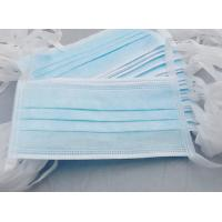 Best Food Preparation Hypoallergenic Surgical Mask / Disposable Medical Face Masks wholesale