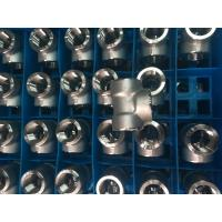 """Best Stainless Steel Forged Fitting, ASME B16.11,NPT,SW,90°ELOW,3000#,6000#,1/2"""" wholesale"""