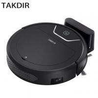Best 2000PA Large Suction Automatic Sweeper Robot For Hardwood Floors And Carpet wholesale