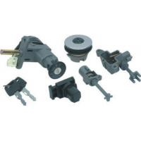 Buy cheap Motorcycle Electrical Components lock Set ZY125 from wholesalers