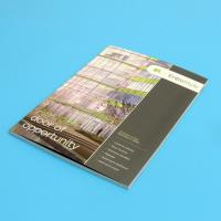 Best Film Lamination Commercial Printing Services , UV Coated Custom Printing Services wholesale