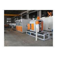 Best 380v 50HZ 3P PVC Pipe Extrusion Line Plastic Pipe Extruding Machine High Capacity wholesale