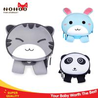Best OEM waterproof children school bag Grey cute cat Pattern Neoprene Material wholesale