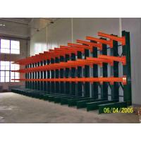 Powder Coating Finish Cantilever Racking System Warehouse Vertical Cantilever Racks