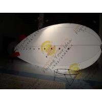 Cheap Customized LED Lighting Airship Balloons Helium With 540x1080 DPI Printing for sale