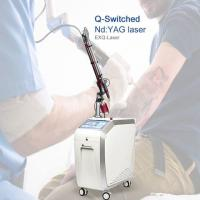 Best Medical Clinical  Pigmentation Removal Machine Q Switch Nd Yag Laser Tatoo Removal Laser Machine wholesale
