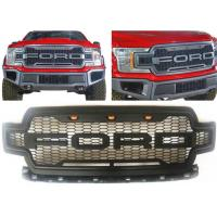 Best 2018 New Ford F150 Raptor Auto Replacement Spare Parts Upgrade Front Grille wholesale