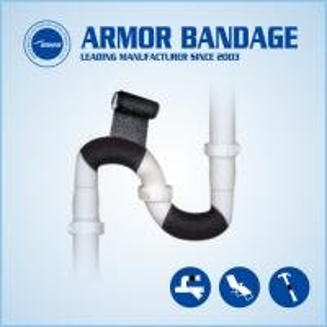 Best Oil and Plumbing Pipe Repairing Bandage PVC Pipe Repair Bandage Wrapping Tape Fast Pipe Repairing Armor Wrap Tape wholesale