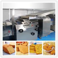 China SAIHENG hard biscuit making machine soft biscuit production line on sale