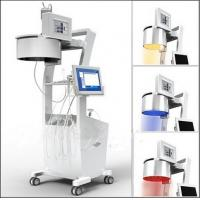 China Sanhe laser hair regrowth with analyzer / Best price hair growth for preventing hair loss on sale
