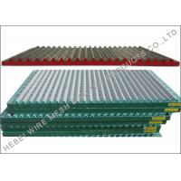 Best SS304 / SS316 Material Shale Shaker Screen , Double / Triple Deck Vibrating Screen wholesale