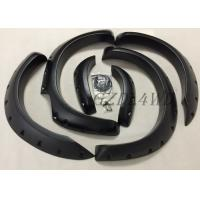 Best Ranger T6 2012 2014 ABS Black Plastic Riveted Fender Flares NO Drill Installation wholesale