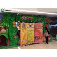 Best Dinosaur Cabin 7d Simulator Cinema Pneumatic System 9 Seats With Dinosaur Poster wholesale