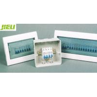 Best IEC60898-1 Waterproof IP20 Distribution Box Electrical With Adjustable Din-rail wholesale