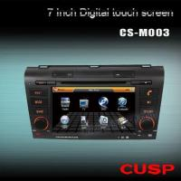 Best TOUCH SCREEN Car DVD FOR MAZDA 3 wholesale
