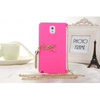 Best handbag silicone ysl phone case for iphone 5 with leather chain wholesale
