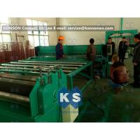 Best Customized Gabion Production Line Automatic Straightening Cutting Machine wholesale