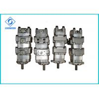 Best Oil Rotary Gear Pump , Low Noise Industrial Gear Pumps For Construction Machinery wholesale