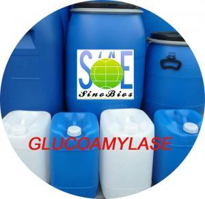 Best Food Grade Enzyme Glucoamylase 150,000u/mL GA Liquid Low Subsidence Szym-GA150LFO wholesale
