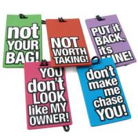 Best 13121-1 Flexible Luggage Tag wholesale