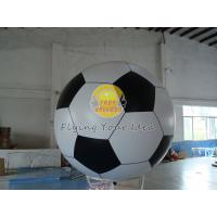 Best Huge Filled Helium Advertising Sport Balloons for sport event, Soccer Ball Balloon wholesale
