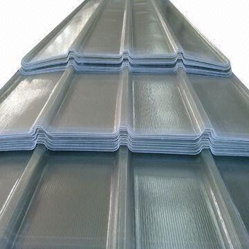 Brick Slips Installation Translucent Roofing Sheets